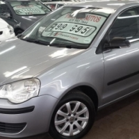 2007 VW Polo 1.4 TRendline, Only 139000Km's, Full Service History, Aircon