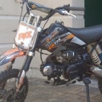 Big Boy Zooka CR125cc