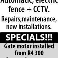 Special on gate motors!!!!