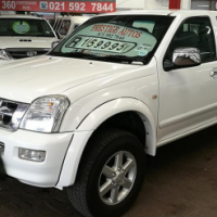 2005 Isuzu KB300 LX D/C,230000Km's Full service history, Power steering