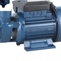 Bargain New elec water pump and switch IDB35