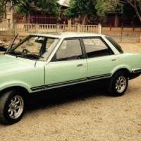 1984 Ford Cortina  2L