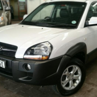 2010 Hyundai Tucson 2.0 GLS , Only 111000km with Full Service History, Aircon