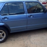 2005 VW golf 1.4 for sale or swop for a caddy bakkie