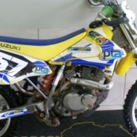 2006 Suzuki DRZ 125