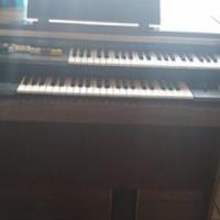 Yamaha Two Tier Organ