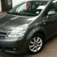 2007 Toyota Corolla Verso 180 TX ,Only 124000km, Service History, Powersteering