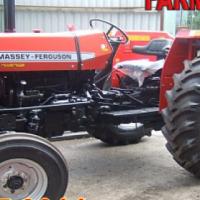 S2220 Red Massey Ferguson (MF) 290 61kw 4X2 New Tractor/Trekker