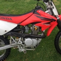 Honda CRF80F - Great bike fr a youngster