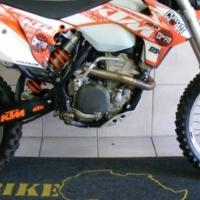 2013 KTM XCFW 350