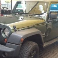 2007 Jeep Wrangler 2.8CRD UNLTD H/SPORT