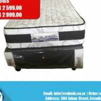 High quality beds available at affordable prices in Gauteng