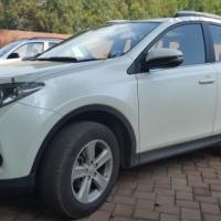2014 Toyota RAV4 2.O CVT (auto)