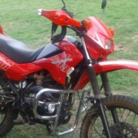 200cc SYM Xplode on/off road motorcycle