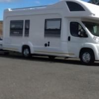 Vista 6 Motorhome & Toyota Etios  Warmbad, Limpopo