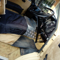 Bedford van build by jurgens to swop for 4x4 dc