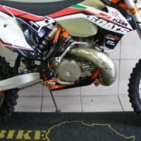 2014 KTM EXC 300 Six Days