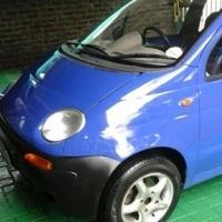 1999 model Daewoo Matiz