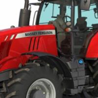 S2244 Red Massey Ferguson (MF) 7620 136kw 4x4 New Tractor