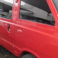 Red Mini Bus