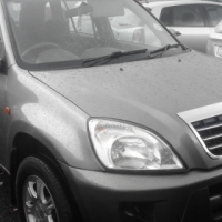 Chery tiggo 16TX  Model 2007 Colour Gery 5 Door Factory A/C & CD Player