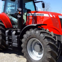S2242 Red Massey Ferguson (MF) 7618 121kw 4x4 New Tractor/Trekker