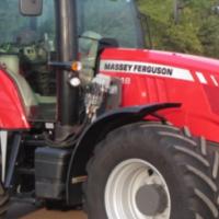 S2243 Red Massey Ferguson (MF) 7619 125kw 4x4 New Tractor/Trekker