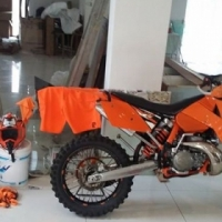 KTM 300 WITH ALL EXTRAS