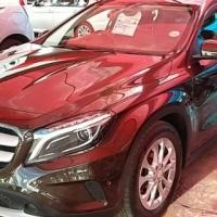 2014 Mercedes GLA (X156)  135 kW