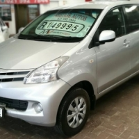 2012 Toyota Avanza 1.3 SX, Only 180000km with Service History, Aircon