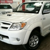 2006 Toyota Hilux 3.0 D-4D Raider S/C, Only 180000Km's,Full Service History, Powersteering