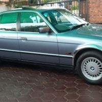 1995 BMW 525i For Sale (URGENT SALE)