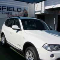 BMW X series SUV xDRIVE20d A/T
