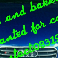 cars and bakkies wanted for cash