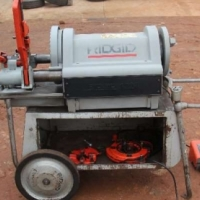 Others RIDGID PIPE CUTER / THREDER