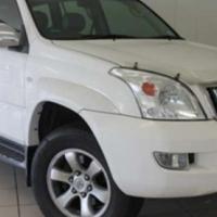 Toyota Land Cruiser Prado VX V6 Petrol