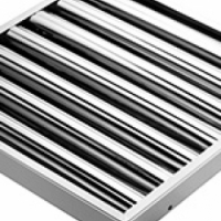 EXTRACTOR CANOPY FILTER 500 (STAINLESS STEEL)