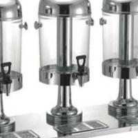 Juice Dispenser Silver - Triple Juice Dispenser Silver - Model HG103A, Arctica