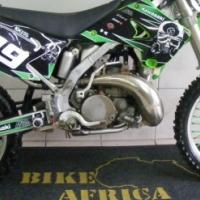 2007 Kawasaki KX 250