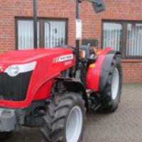 S2222 Red Massey Ferguson (MF) 3625 51kw 4x4 New Tractor/Trekker