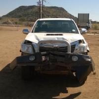 Accident Code 2 2013 Toyota Hilux 3.0L D-4D Raider Xtra Cab 4x4