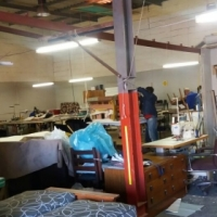 Successful Upholstery Business for sale.