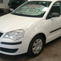 2008 Volkswagen Polo 1.4 Trendline with 92000km,Full Service History with Powersteering