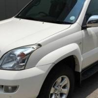 2005 Toyota Prado v6