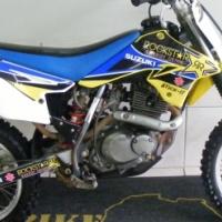 2008 Suzuki DRZ 125