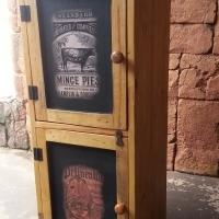 2 Door Chicken Kitchen Cabinet (410x505x1200)