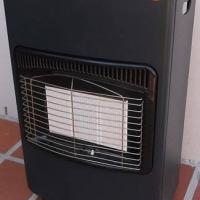 Alva gas heater.