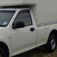 Van For Hire...1 Ton Van With High Volume Canopy For Hire (0747843713)