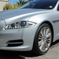 2012 Jaguar XJ 5.0 Supercharged Portfolio