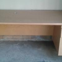 Office Desk for sale. Desk/Table surface area: 180cm by 75cm.